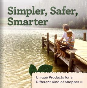 simple safe smart