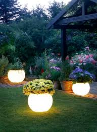 glow in the dark planter