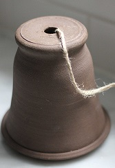 twine in pot