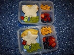 shape sandwiches